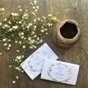 Chocolatina personalizada boda corona flor